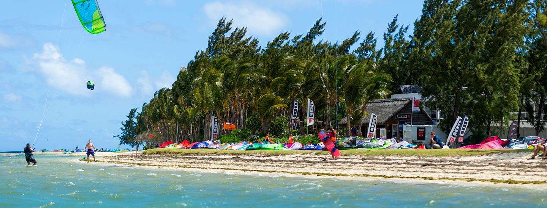 Szkoła kitesurfingu i windsurfingu + Mauritius relacja z wyjazdu