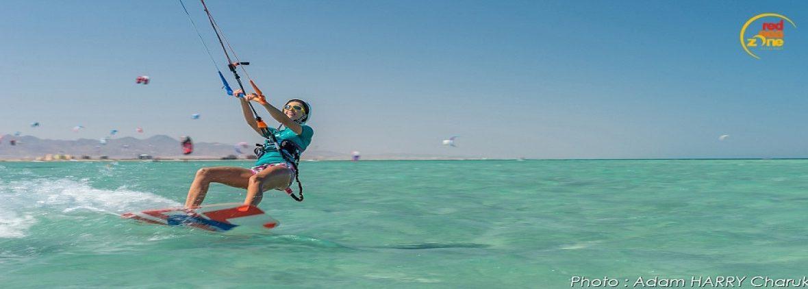 Kursy kitesurfingu w Egipcie + jak zorganizować wyjazd
