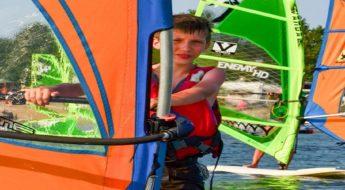 windsurfing dla dzieci