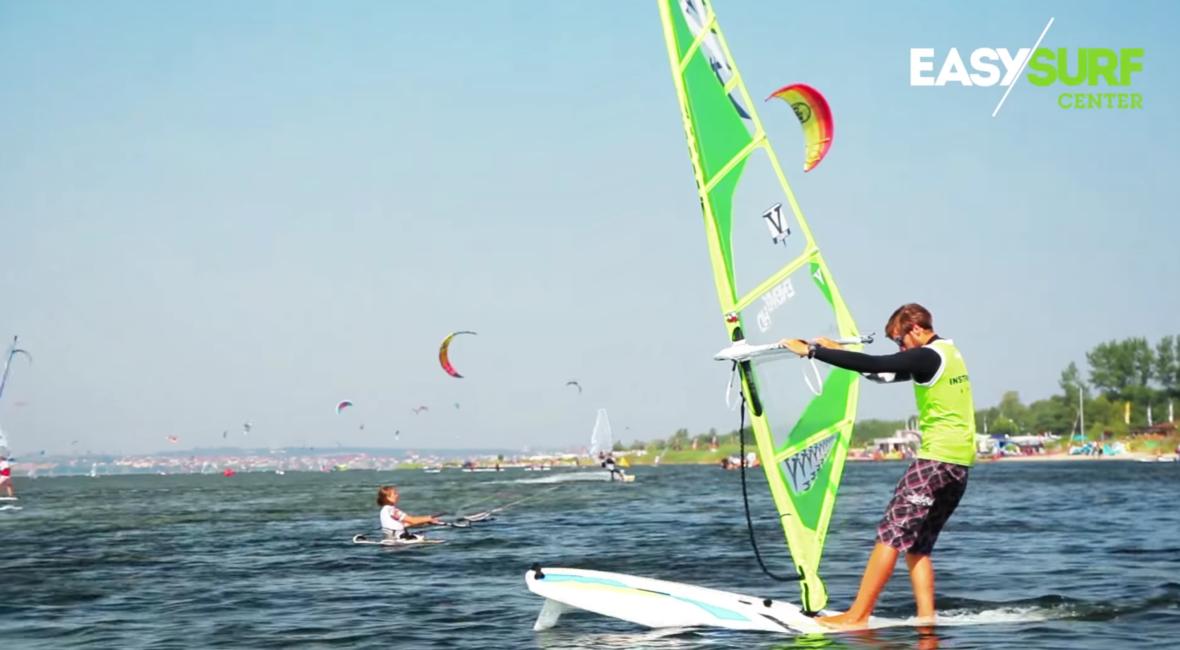 Kursy kitesurfingu za granicą + nauka kitesurfingu
