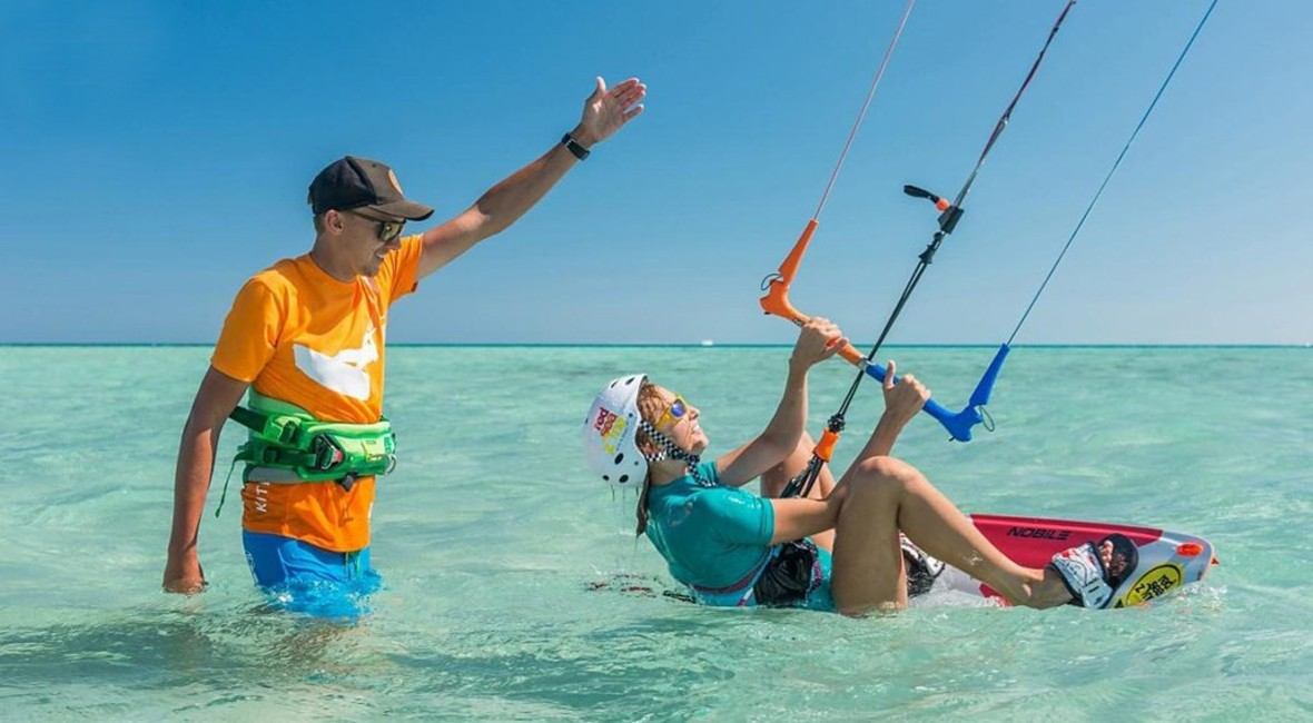Kursy kitesurfingu za granicą + tides for kitesurfers