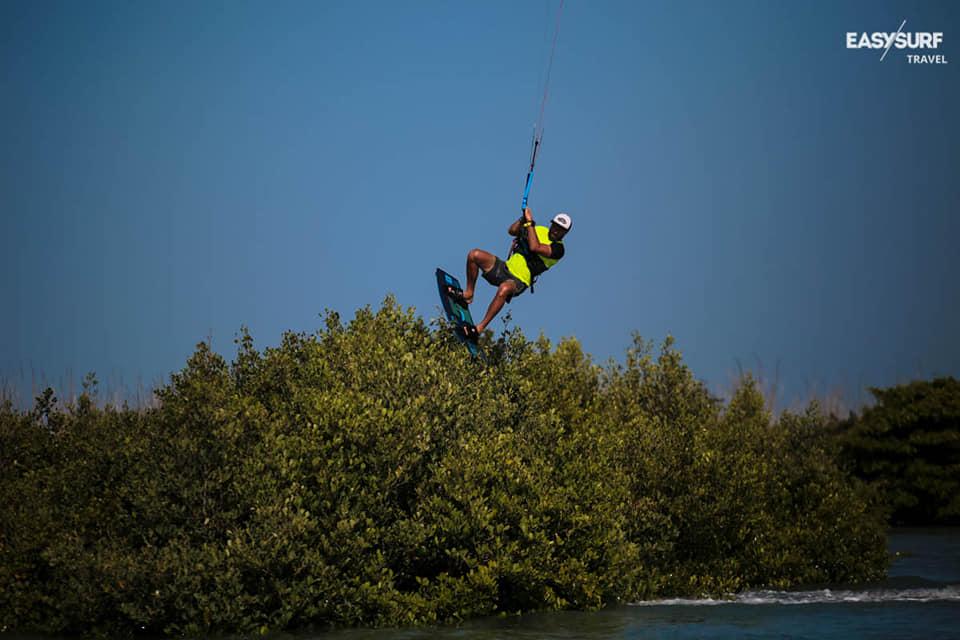 Brazylia - kitesurfingowy raj