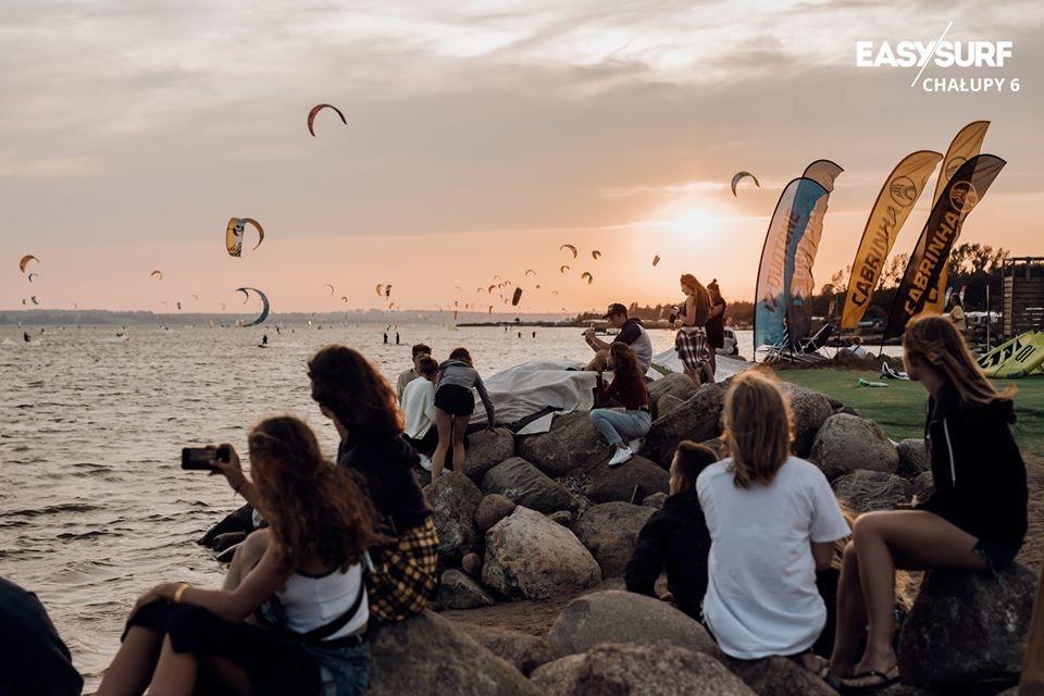 Łatwy i bezpieczny spot, to najlepsze miejsce, by uczyć się kitesurfingu.