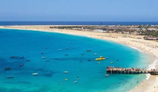 Cabo Verde - Sal - Wyjazd indywidualny